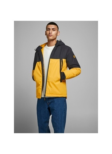 Jack & Jones JCOBEATLE JACKET LTN 12175547Golden OXXL              Oranj
